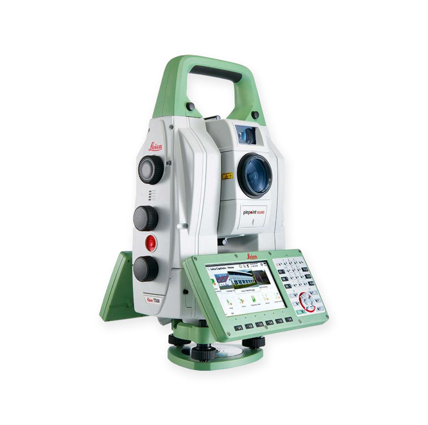 LEICA NOVA TS60 – WORLD'S MOST ACCURATE TOTAL STATION