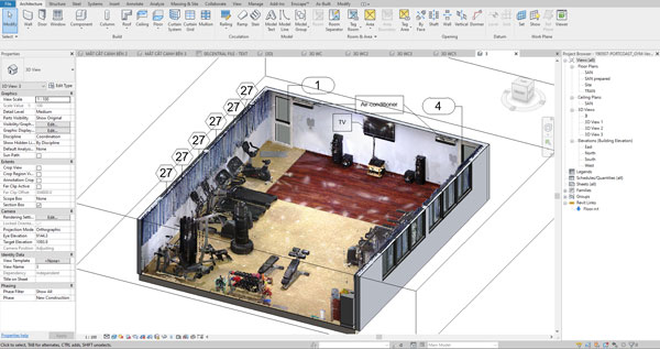 FARO As-Built for Autodesk® Revit